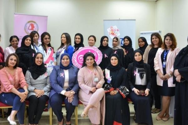 الاتحاد الحر يختتم حملة التوعية «بسرطان الثدي»